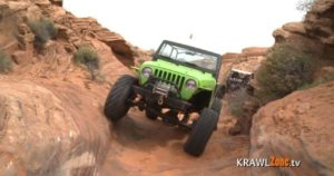 Chain Reaction Trail Jeep rock crawling 0