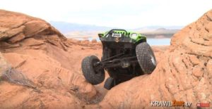 Chain Reaction Trail Jeep rock crawling 4
