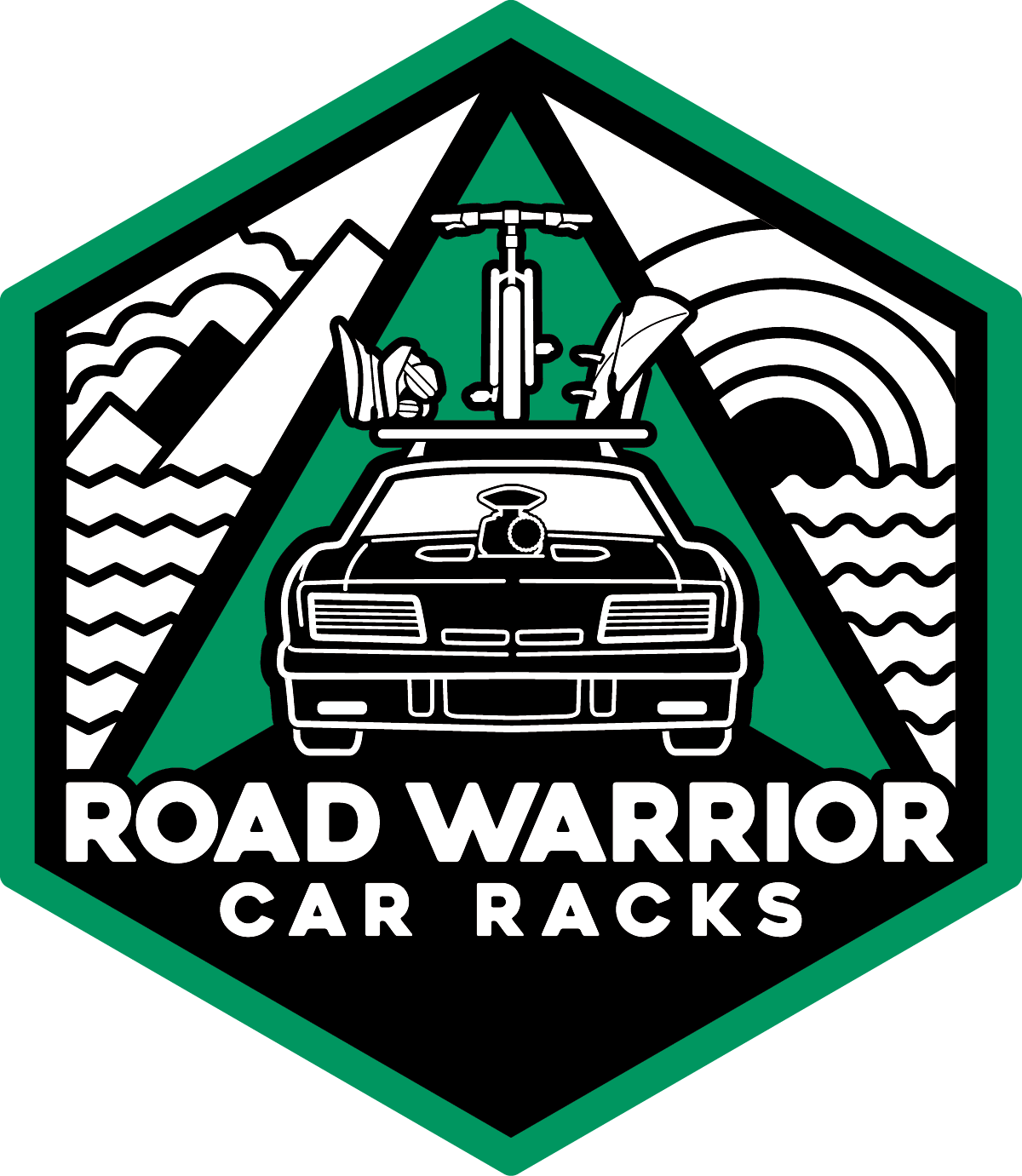 road warrior rack